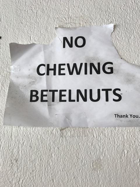Betelnuts