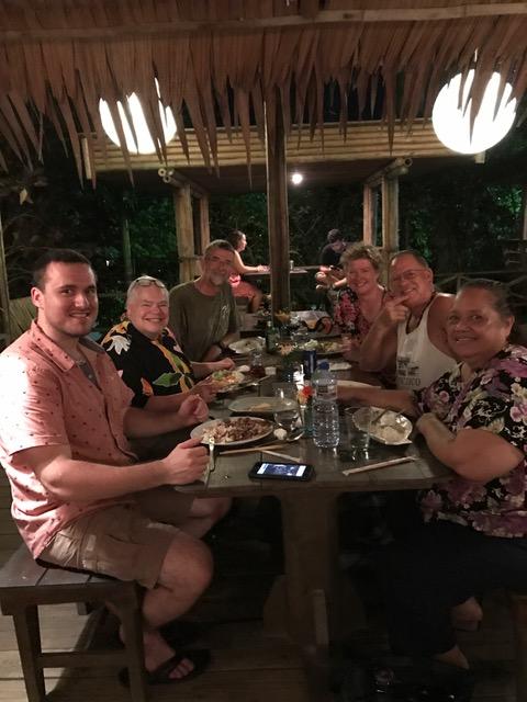 Dinner Oceania