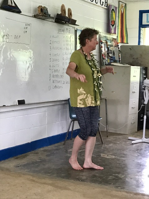 Yap class
